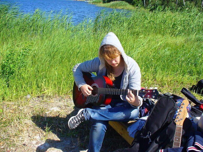 Арина, автор песен и вокалист