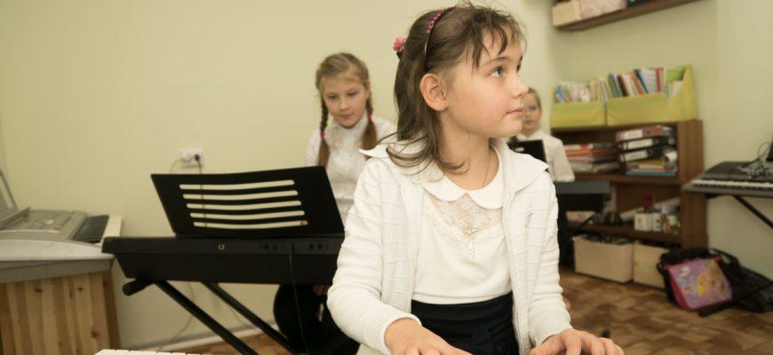 Обучение на синтезаторе Челябинск