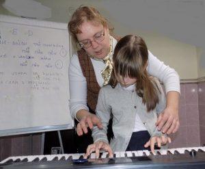 синтезатор учимся играть