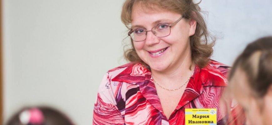Мария Малкова