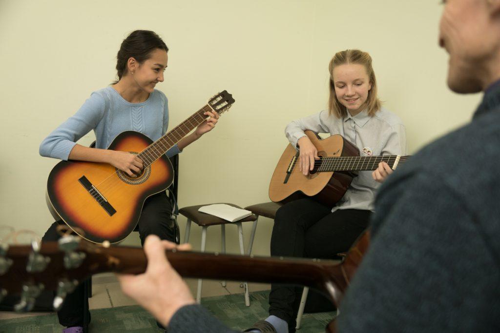 музыкальная практика